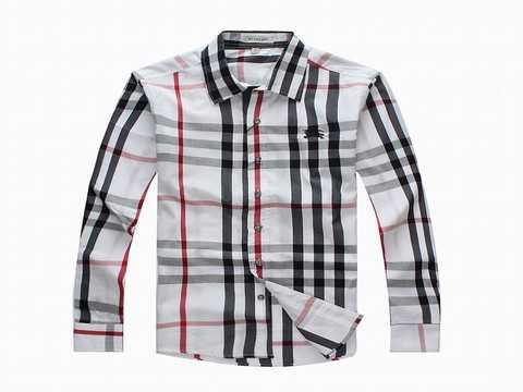 Authentique Marque Nouveau burberry chemise homme pas cher,Parce que ... f8397f10555